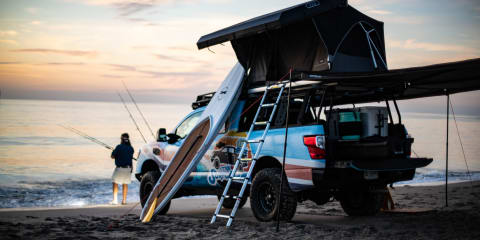 Nissan Titan XD Surfcamp one-off revealed