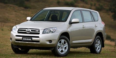 2009年丰田RAV4 CV6评测