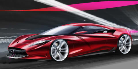 Infiniti to counter German rivals with more provocative designs and tech, says chairman