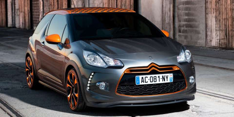 Citroen DS3 Racing limited production increased to 2000