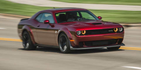 2018 Dodge Challenger SRT Hellcat Widebody manual review