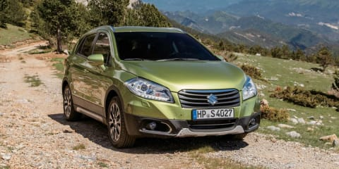 Suzuki SX4 S-Cross benchmarked Nissan Dualis, says chief engineer