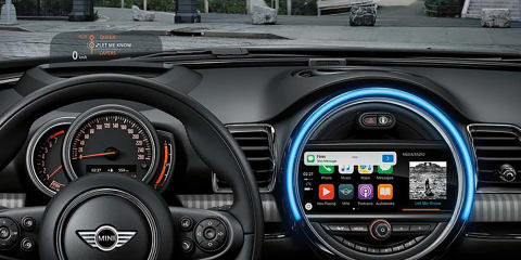 Mini first to market with standard wireless CarPlay