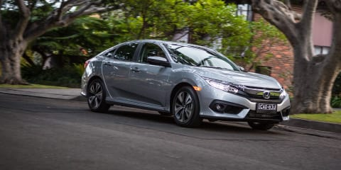 2016 Honda Civic VTi-LX Review