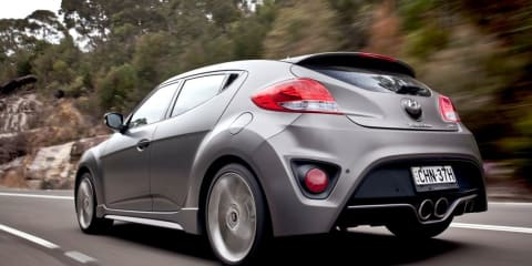 Hyundai Veloster SR Turbo launched