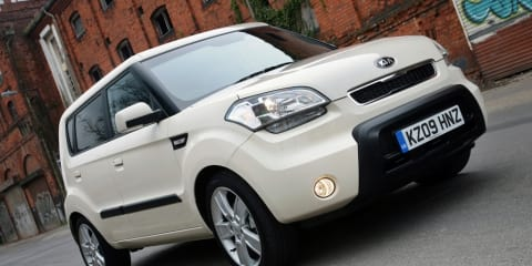 Kia Soul sales pass the 5000 mark