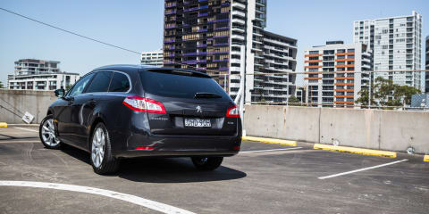 2017 Peugeot 508 Touring review