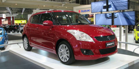 Suzuki Swift at 2010 AIMS