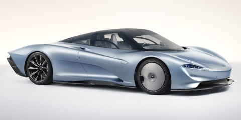 McLaren Speedtail: 403km/h Hyper-GT revealed