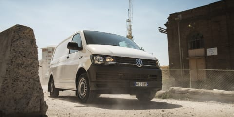 2016 Volkswagen Transporter pricing and specs : T6 generation van and cab chassis variants arrive