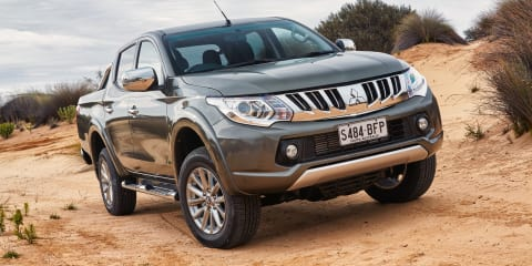 2015 Mitsubishi Triton gets drive-away pricing deal: Reversing camera added to GLX