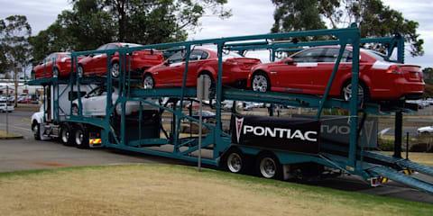 Pontiac pumps big ad dollars into G8