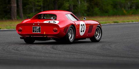 1962 Ferrari 250 GTO sets new auction record