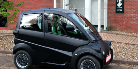 Gordon Murrary Design T.27 electric car