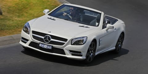 2015 Mercedes-Benz SL400 Review