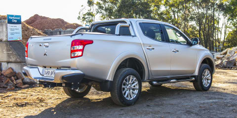 Mitsubishi Triton recalled for soft tonneau screw replacement