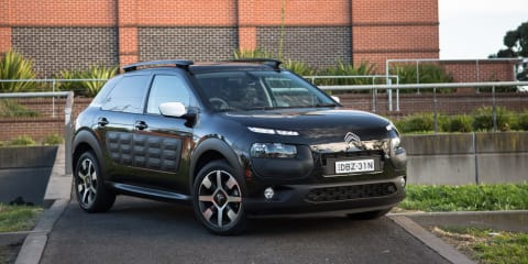 2016 Citroen C4 Cactus recalled for starter fix