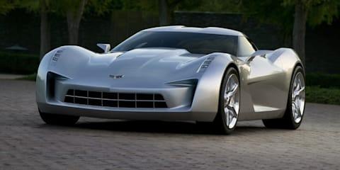 2013 Chevrolet Corvette C7 to get twin-turbo 3.0L V8