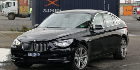 BMW 550i GT Review