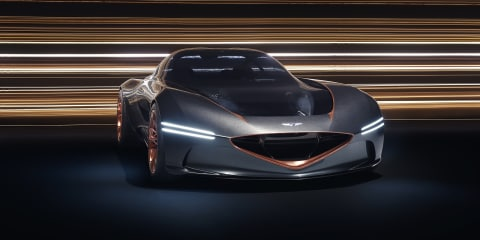 Genesis Essentia concept revealed