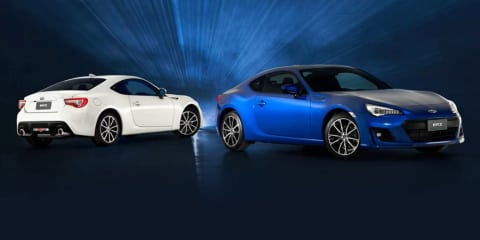 Subaru BRZ replacement:: still no word on second-generation sports coupe