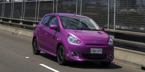 2013 Mitsubishi Mirage pricing and specifications