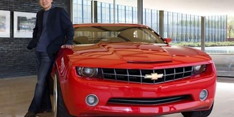 Camaro designer leaves GM to head-up Volkswagen's US design studio