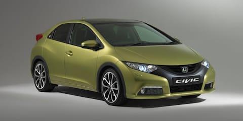 Honda: New Cars 2012