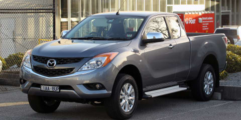 2015 Mazda BT-50 Freestyle Cab Review