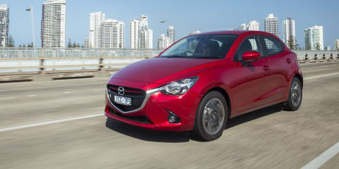 2016 Mazda 2 hatch gets equipment boost