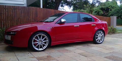 2009 Alfa Romeo 159 2.4 JTD Ti