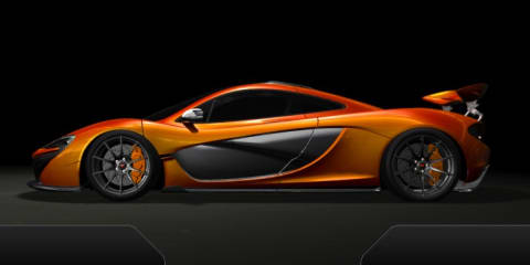 McLaren P1 'Race' mode revealed