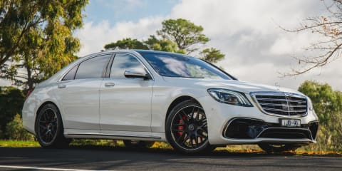 2018 Mercedes-AMG S63L review