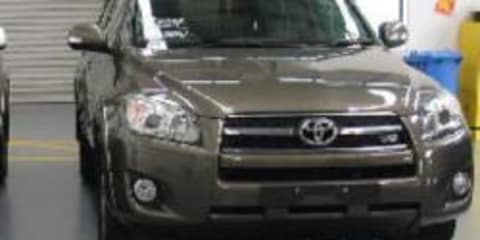 2009 Toyota RAV4 sneak preview
