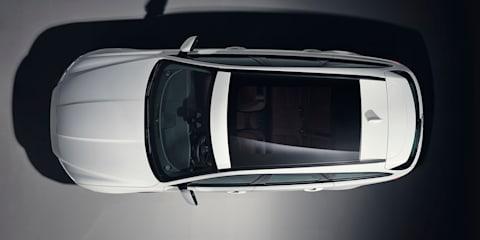 2018 Jaguar XF Sportbrake teased ahead of debut