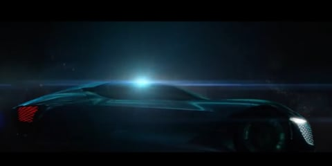 DS X E-Tense concept teased