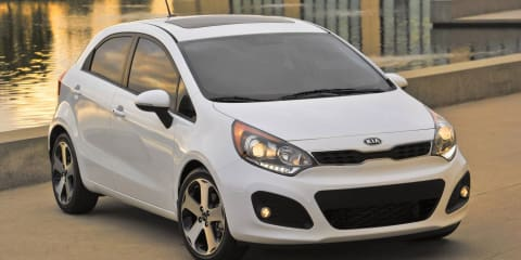 2012 Kia Rio reviewed