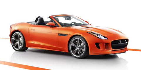 Jaguar F-Type: production constraints to limit volume
