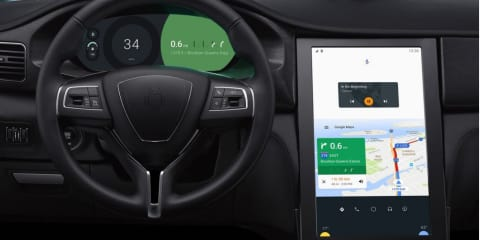 Android takes over infotainment systems at CES