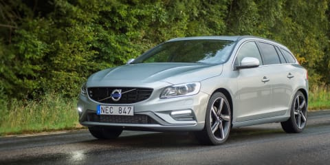 2016 Volvo V60 range simplified, $5K cut from diesel variant