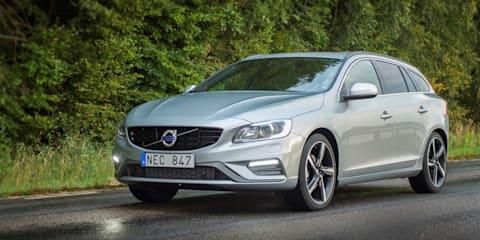 2016 Volvo V60 range simplified, $5K cut from diesel variant