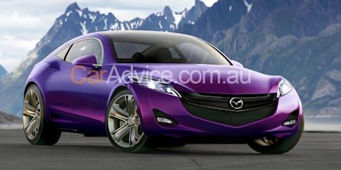 2012 Mazda RX-7 first pics