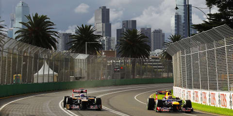 Melbourne secures Australian Formula One Grand Prix until 2020