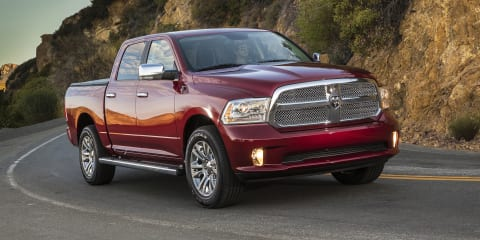 2015-2017 Ram 1500, 2500 and 3500 recalled