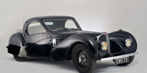 Rare Bugatti sells for AUD$6.6 million