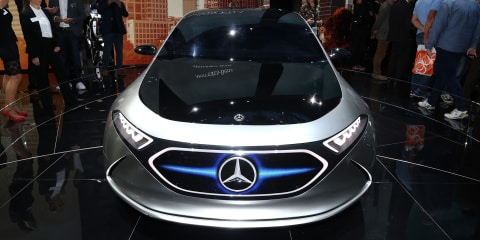 Smart factory upgraded to produce Mercedes-Benz electric cars