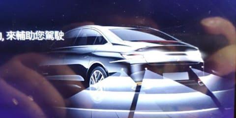 DS 8: Chinese-market sedan leaked