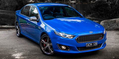 Ford Falcon XR8 review : Supercharged V8 hero unleashed