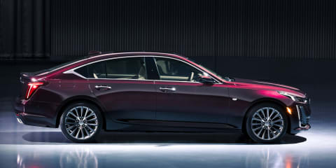 Cadillac CT5 revealed for the US