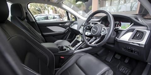2019 Jaguar I-Pace EV400 SE review